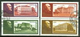 Sowjetunion 5817/20 O - Usati
