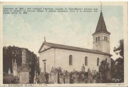 Jouvençon - L'église - France