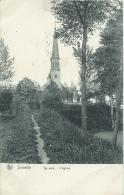 Schelle - De Kerk -  1911  ( Verso Zien ) - Schelle