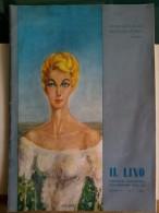 Rivista  Quadrimestrale Della Commissione Del Lino - 1961 -con Inserto Monogrammi - Moda. - Supplies And Equipment