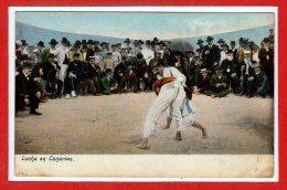 ESPAGNE  -- Lucha En CANARIAS - Espagne