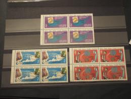 CIPRO TURCO - 1979 EUROPA 3 Valori, In Quartine - NUOVI(++) - Cipro (Turchia)