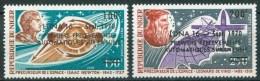 """1970 Niger """"Luna 16"""" Spazio Space Espace Set MNH**B638"""