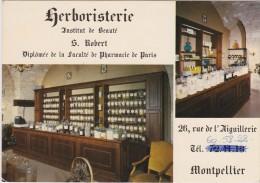 34 -   MONTPELLIER  Herboristerie Robert 26 Rue De L'Aiguillerie - Beziers