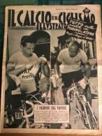 Rivista - Il Calcio E Il Ciclismo Illustrato - 26 Maggio 1955 - Completo 24 Pag. - Ottimo Stato. - Riviste & Giornali