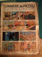 Rivista -  Corriere Dei Piccoli-n°.47 Del 23 Nov 1958. Completo - BB. - Riviste & Giornali