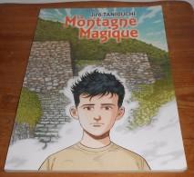 La Montagne Magique. Jiro Taniguchi. 2007. - Mangas