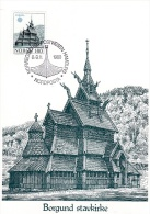 Norway Card P/m Nordposta 1980 (G81-115) - Expositions Philatéliques
