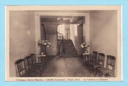 CAEN -- Clinique Saint Martin , 6 Avenue De Courseulles -- Le Vestibule Et L' Escalier - Caen