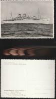 4152) FRATELLI GRIMALDI SICULA OCEANICA PIROSCAFO NAVE IRPINIA NON VIAGGIATA - Dampfer