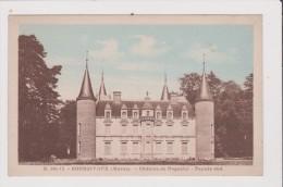 Carte Postale - COURGIVAUX - Chateau De NOGENTEL - Facade Sud - France