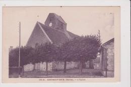 Carte Postale - COURGIVAUX - L'Eglise - France