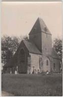 Ernée. Photo Format CPSM Pt Format. Notre Dame De Charney. Cimetière. - Ernee