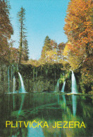 Yugoslavia--Plitvicka Jezera--1986--Stap Ive Pevaleka-----a, Le Mans, Francia - Yugoslavia