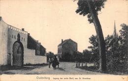 Oudenburg    Ingang Der Oude Abdij Van St Arnoldus  Koets    A 569 - Oudenburg