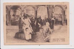 Carte Postale - LA PASSION A BEAUCOURT - TERRITOIRE DE BELFORT - SAUL VEUT PERCER DAVID DE SA LANCE - Beaucourt