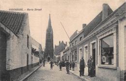 Oudenburg    Maria Straat     Kerk       A 570 - Oudenburg