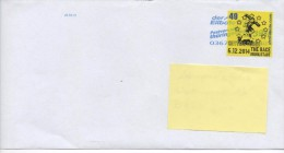 PRIVATPOST - BELEG    EILBOTE    2015 - Private & Local Mails