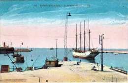 SAINT NAZAIRE - L'Avant Port, Karte Gel.1931, Rollenstempel - France