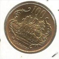 Paraguay 100  Guaranies 1993. UNC - Paraguay