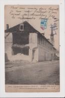 CPA - THANN - Maison Bombardée Dans La Grande Rue - Cachet THANN 1915 - Tampon - Thann