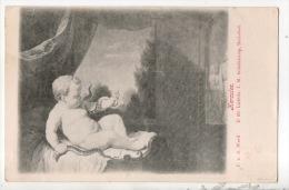 ART . PEINTURE & TABLEAU . HERCULES - Réf. N°14461 - - Malerei & Gemälde