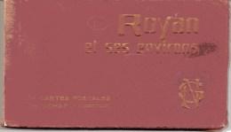 Carnet De 24 Cartes De Royan Et Ses Environs. - Royan