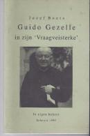 """Guido Gezelle In Zijn """"Vraagveisterke"""" - Jozef Boets - Poésie"""