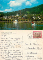 Altmunster, Oberosterreich, Austria Postcard Posted 1983 Stamp - Autriche