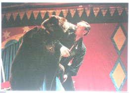 RUPPERT, LE BAISER DE L´OURS - CIRQUE A. ZAVATTA - 1989 - 300 EX - ETAT NEUF - Cirque