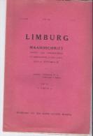 Limburg Maandschrift  Juni 1939 - Livres, BD, Revues