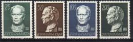 Yugoslavia,70th Birthday-J.B.Tito 1962.,MNH - 1945-1992 Socialist Federal Republic Of Yugoslavia