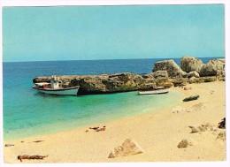 O1587 Baunei (Ogliastra) - Cala Mariolu - Spiaggia Beach Plage Strand Playa / Viaggiata 1982 - Italie