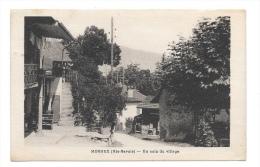 (7957-74) Mornex - Un Coin Du Village - France