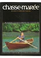 Marine Chasse-Marée Histoire Et Ethologie Maritime Revue N°56 Du 01/05/1991 Construire Votre Doryplume - Boten