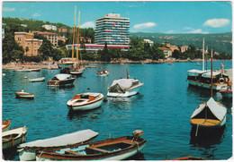 HOTEL AMBASADOR, OPATIJA, CROATIA. POSTED - Croatia