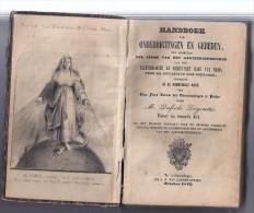 Handboek Van Onderrigtingen En Gebeden - 1842 - Boeken, Tijdschriften, Stripverhalen
