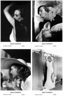 JOAN CRAWFORD - Film Star Pin Up - Publisher Swiftsure Postcards 2000 SET 141-44 - Artisti