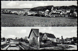 1391 - Ohne Porto - Alte MBK Ansichtskarte Königsfeld Ofr.  - Gel 1964 - Bamberg