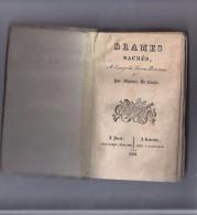 Drames Sacrés - 1836 - Libri, Riviste, Fumetti