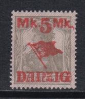 (02694) Danzig 45 I Postfrisch - Danzig