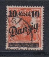 (02739) Danzig 46 I Gefälligkeitsgestempelt - Danzig