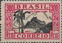 BRAZIL - CHILD'S DAY (300 RÉIS, KARMIN/BLACK) 1935 - MNH - Unused Stamps