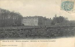 BIEVRES MISSIONS ETRANGERES SEMINAIRE DE L'IMMACULEE CONCEPTION 91 - Bievres