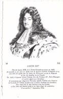 LOUIS XIV - Personnages Historiques