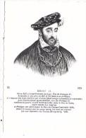 HENRI II - Personnages Historiques