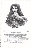 LOUIS XIII LE JUSTE - Personnages Historiques