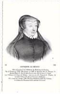 CATHERINE DE MEDICIS - Personnages Historiques