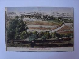 1 Cpa - Jerusalem (2 Scans) - Cartes Postales