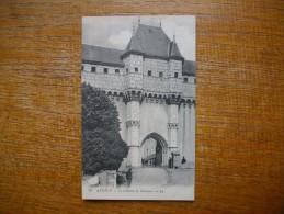"""Annecy , Le Château De Nemours """""""" Carte Animée """""""" - Annecy"""